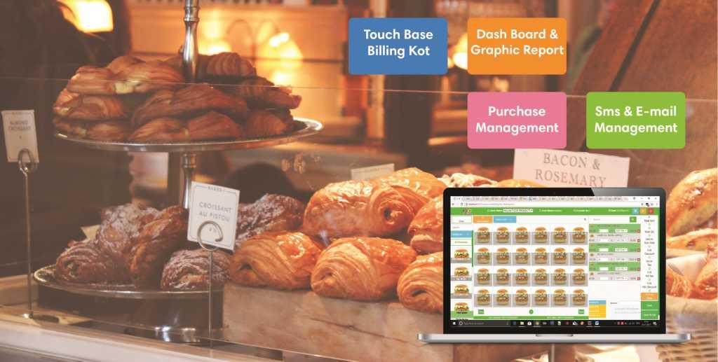 Bakery Sweetshop POS Billing Software